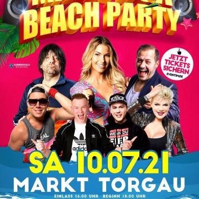 Mallorca Beach Party