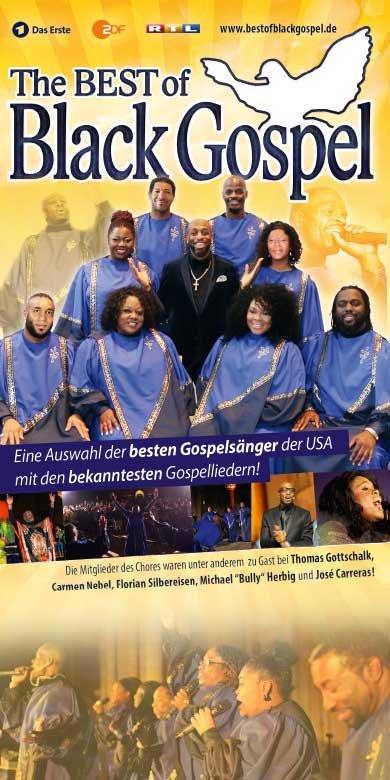 The Best of Black Gospel Banner