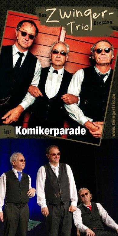 Zwinger Trio Banner